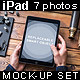 iPad Air Mockup Set - 7 Photo PSD - GraphicRiver Item for Sale