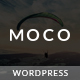 Moco - One Page WordPress Theme - ThemeForest Item for Sale