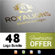Luxurious Royal Boutique Logo Bundle - GraphicRiver Item for Sale