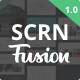 SCRN Fusion - Creative Template with Page Builder - ThemeForest Item for Sale