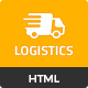 24/7 Express Logistics Services HTML