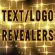 Logo Text Revealers