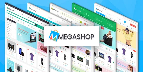 JMS Megashop – Responsive Prestashop Theme