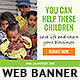 Donation Banner Ad Templates Lite - GraphicRiver Item for Sale