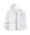 Several stacks of paper - PhotoDune Item for Sale