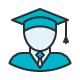 Education Icon Set Nulled