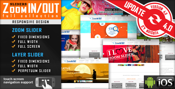 Magic Responsive Slider and Carousel WordPress Plugin - 2