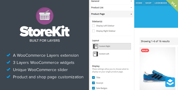 StoreKit - WooCommerce for Layers - CodeCanyon Item for Sale