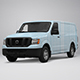 2016 NV1500 Cargo Delivery Van - GraphicRiver Item for Sale