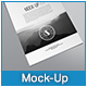 A4 Flyer Mock-up - GraphicRiver Item for Sale