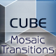 12 Mosaic transitions: Cube - VideoHive Item for Sale