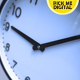Loop Time Lapse Clock Right Side - VideoHive Item for Sale