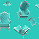 Background of Furniture - VideoHive Item for Sale