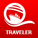 Travelers Landing Page - ThemeForest Item for Sale