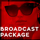 Colorful Modern Broadcast Package - VideoHive Item for Sale