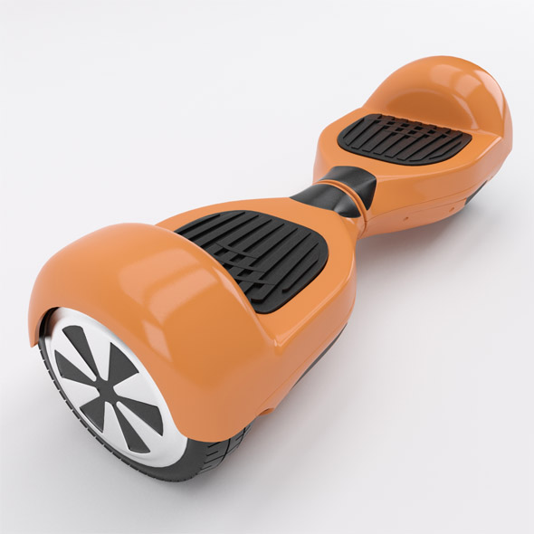 Gyroscooter - 3DOcean Item for Sale