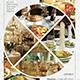 Rikardo Restaurant Flyer Template - GraphicRiver Item for Sale