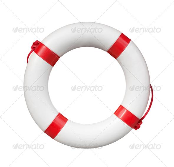 Life buoy - Stock Photo - Images