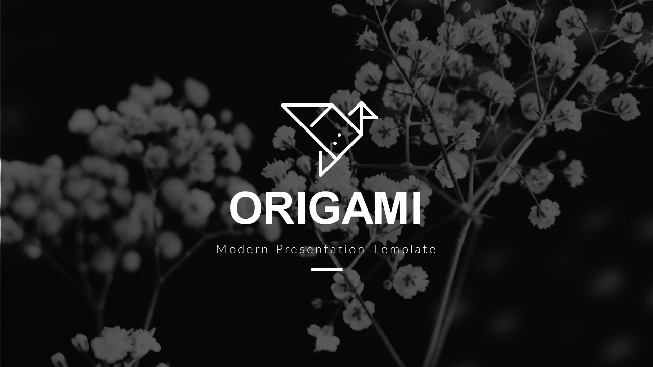 Origami minimal powerpoint template by pixelland graphicriver origami minimal powerpoint template business powerpoint templates jpgslide1 toneelgroepblik Gallery