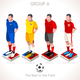 EURO 2016 Championship GROUP A - GraphicRiver Item for Sale