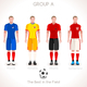 EURO 2016 GROUP A Championship - GraphicRiver Item for Sale