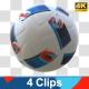 Soccer Ball Transitions