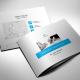 A5 Corporate Landscape Brochure Booklet (V.04) - GraphicRiver Item for Sale