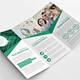 Business Education Trifold Brochure