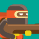 Shooter Flat Game - GraphicRiver Item for Sale