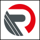 Race Line - Letter R Logo - GraphicRiver Item for Sale