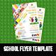 School Flyer Template