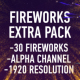Fireworks Extra Pack - VideoHive Item for Sale