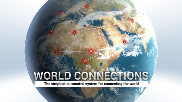 World Connections - 16026121