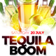 Tequila Boom Party Flyer - GraphicRiver Item for Sale