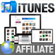 iTunes Affiliate Apps Music Movies Chart Store