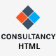 Consultancy - HTML Bootstrap Template Nulled