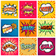 Comic Expression - GraphicRiver Item for Sale