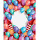 Happy Birthday Card with Flying Balloons - GraphicRiver Item for Sale