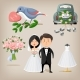 Wedding Set - GraphicRiver Item for Sale