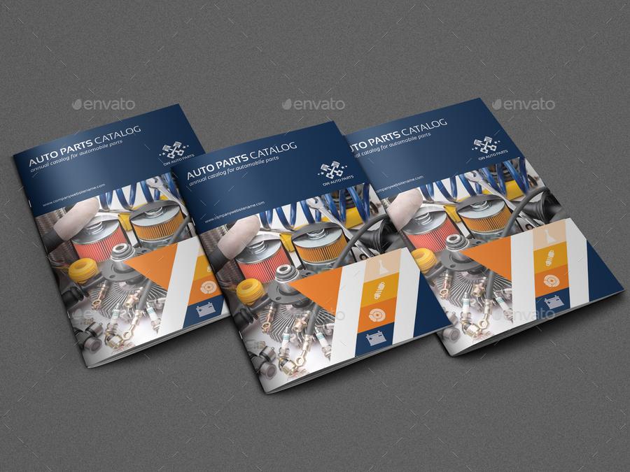 katalog design templates