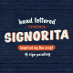 Signorita - GraphicRiver Item for Sale