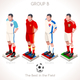 EURO 2016 Championship GROUP B - GraphicRiver Item for Sale