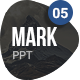 MARK05-Powerpoint Template - GraphicRiver Item for Sale