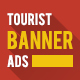 Vacation Banner Ads - GraphicRiver Item for Sale