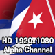 Flag Transition - Cuba - VideoHive Item for Sale