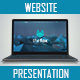 Website Presentation | 3D Laptop - VideoHive Item for Sale