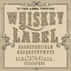 Vintage Handcrafted Font - GraphicRiver Item for Sale