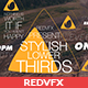 9 Stylish Lower Thirds - VideoHive Item for Sale