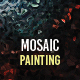 Mosaic Painting Backgrounds - GraphicRiver Item for Sale