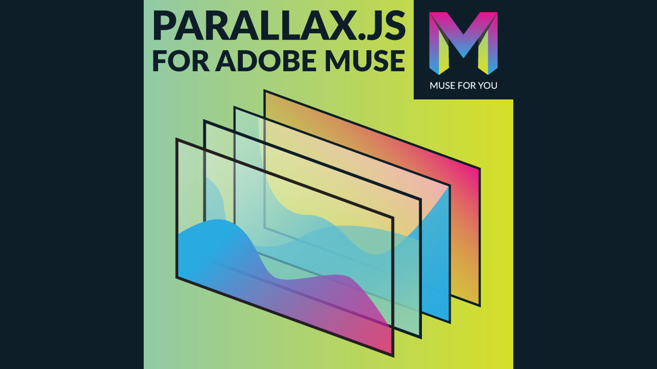Parallax js Widget by Muse For You